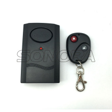 Motorcycle Anti Theft Alarm Remote Control System