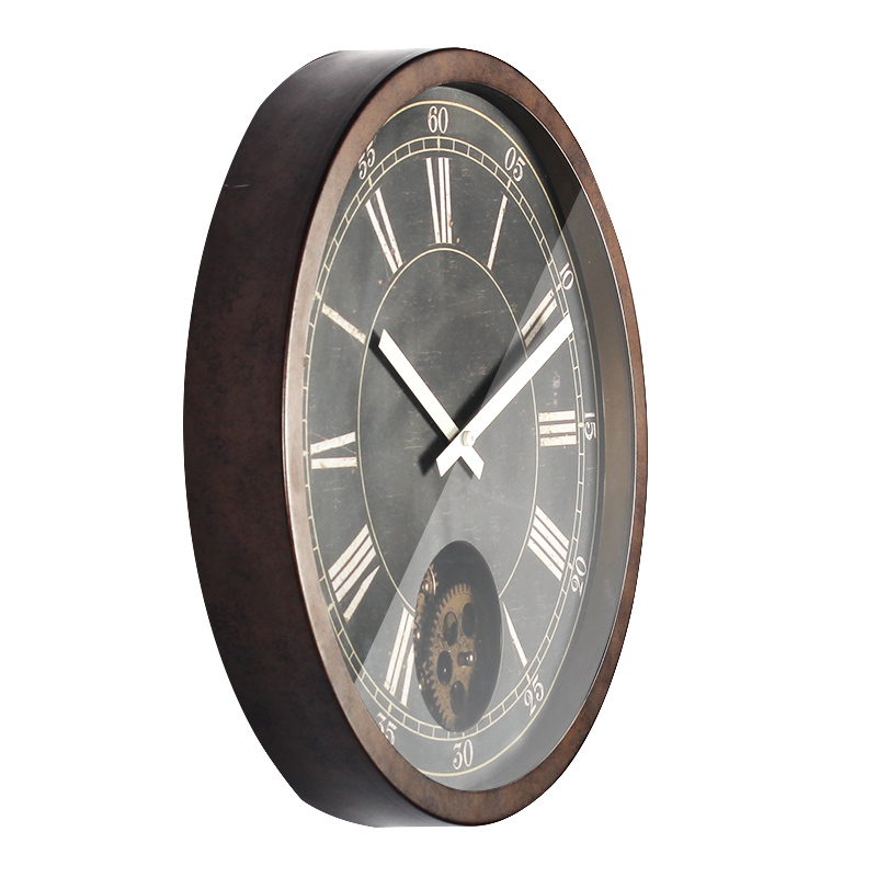 Vintage Quartz Wall Clock