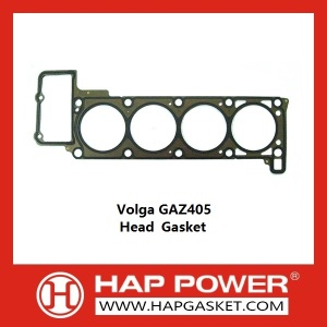 China Professional Supplier for Excavator Head Gasket Volga GAZ405 Head Gasket export to Egypt Importers