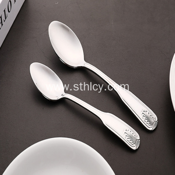 Hotel 4 PCS Stainless Steel Flatware Set