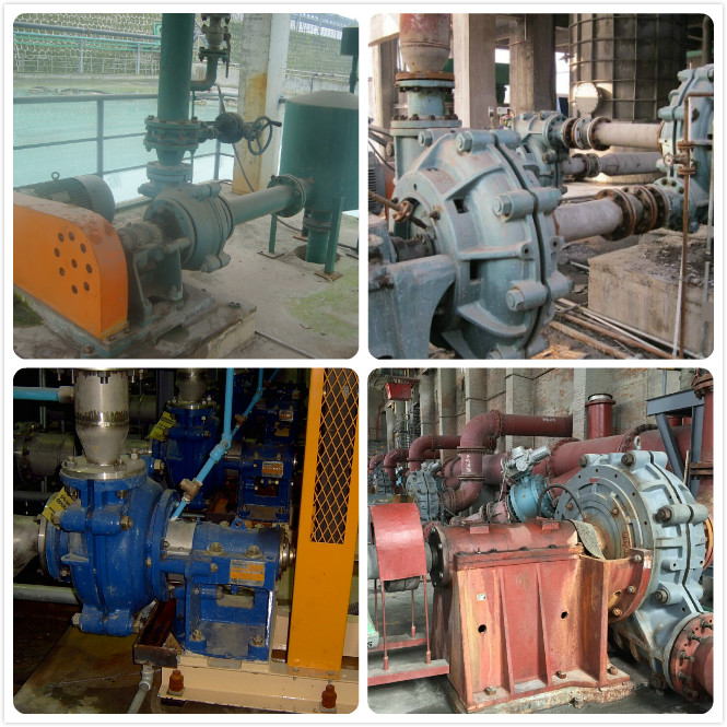 GIW Slurry Pumps