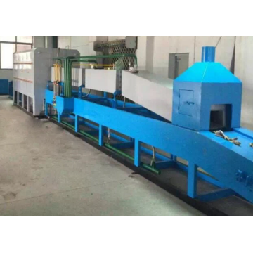 Mesh Belt Brazing Furnace