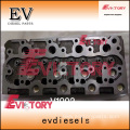 V1903 cylinder head block crankshaft connecting rod