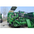 efficient threshing  farming rice combine harvester