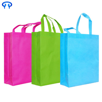 Custom portable environment-friendly nonwoven bag