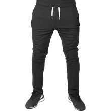 20 Years manufacturer for Running Pants Relaxed fit black mens jogging pants blank jogger pants export to Netherlands Antilles Factories