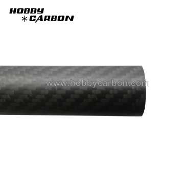 Hot sale for Full Carbon Fiber Wing Tube Carbon Fiber Tubes for RC helicopter videographer supply to India Factory