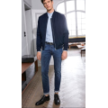 navy blazer men's bomber jacket