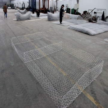 6mx2mx0.3m Triple Twisted Hexagonal Reno Mattresses