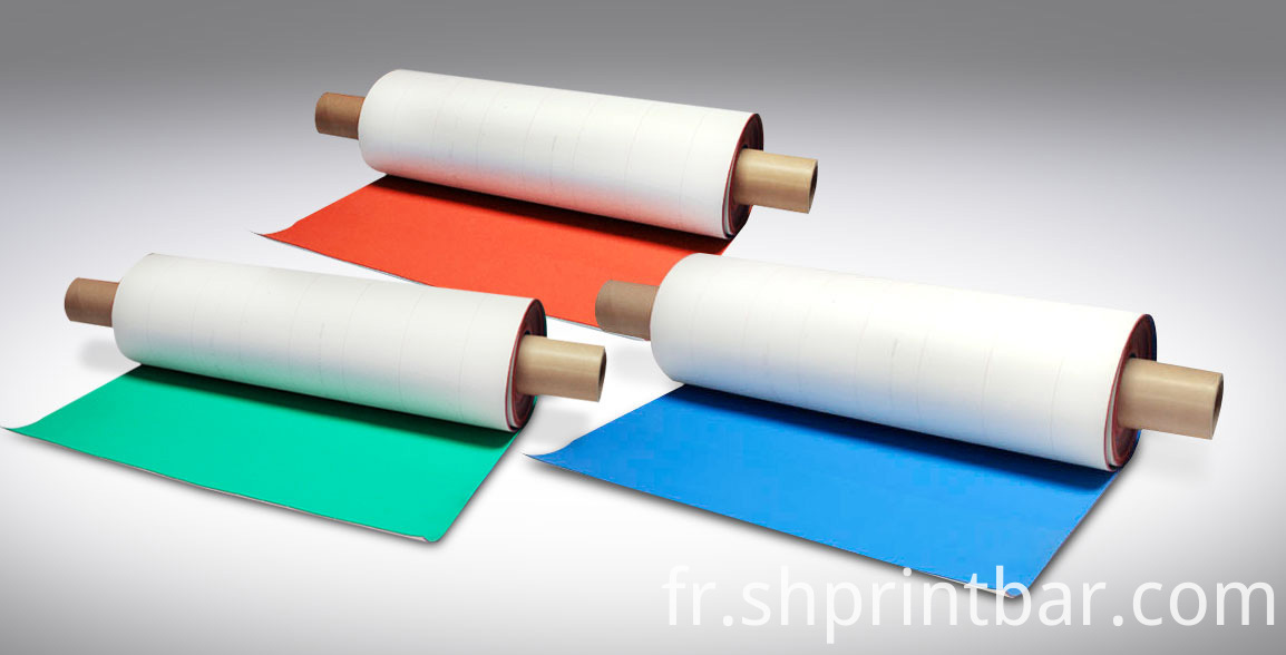 Rubber Blanket for Offset Printing Used