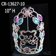 Rhinestone Candy Bear Pageant Crowns