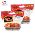 Custom Printed Plastic Ziplock Bag For Fruit Packaging