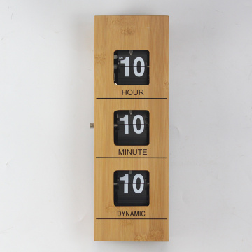 Mini Pendulum Flip Clock