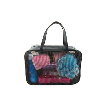 Cosmetic Bag Bath Small Mesh Shower Tote Bag
