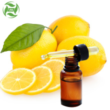 Therapeutic grade organic lemon essential oil