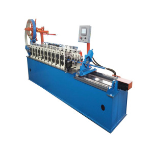 Stud and Track Profile Roll Forming Machine
