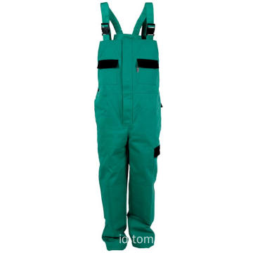 Flame Retardant Safety Digunakan Fr Work Bib Pants