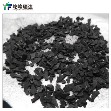 Coal-based decolorization granular activated carbon