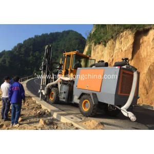 Guardrail Pile Driver and Spare Parts