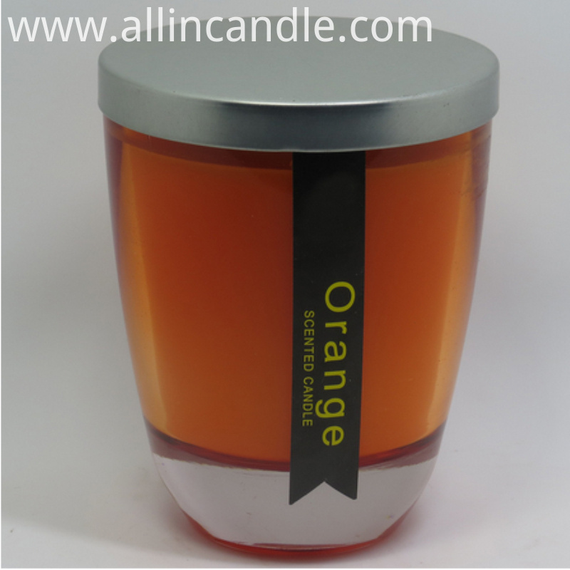 Citronella Oil Candle