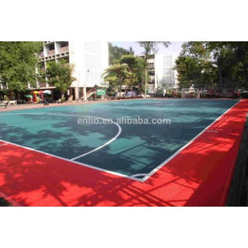 Sports Flooring for Indoor Futsal Pitch
