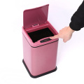 70lliter Classified Dustbin, Sensor Stainless Trash Can, Waste Bin