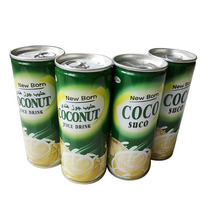 coconut drink plant protein drink rich in nutrition