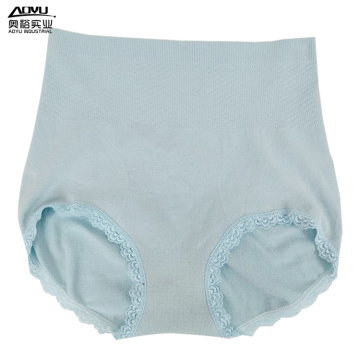 Women Underwear Lace Seamless High Waist Panties