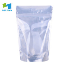 250g Plastic Aluminum Foil Stand Up Pouch With Windows