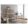 Hilagang Amerika White Ash Solid Wood Book Shelf