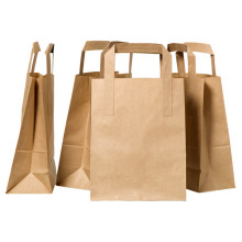 Personlized Products for Luxury Paper Bag Good Quality Sturable Paper Shopping Bags supply to Macedonia Wholesale