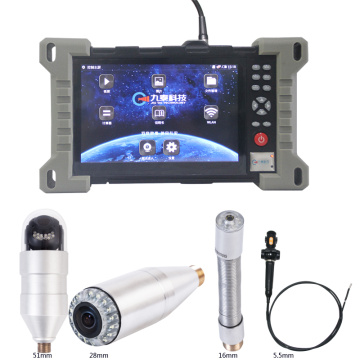 PTZ Camera Pipeline Inspection Camera Service
