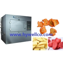 Crisp Fruit Slices Drying Machine