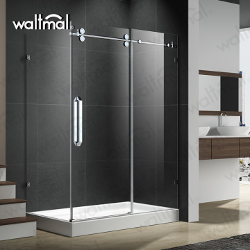 Wholesale Luxury Big Roller Rectangular Simple Shower Room