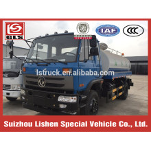 Low price Dongfeng 5000 gallon water tank truck