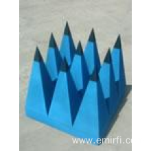 OEM for Pyramidal Absorb Material For Anechoic Chamber Pyramidal Microwave Absorb Material supply to Ethiopia Manufacturer