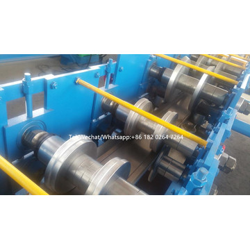 Steel C&U Section Channel Purlin Roll Forming Machine