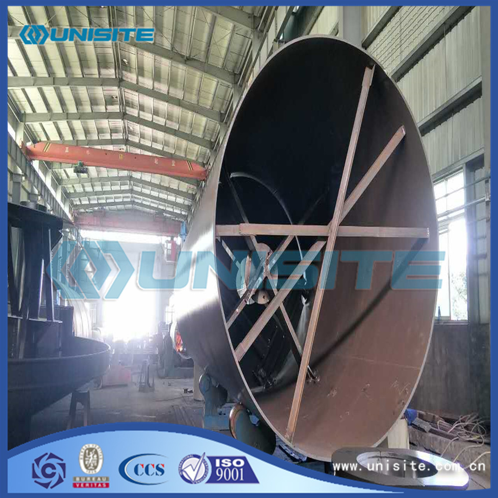 Hydraulic Overflow Steel Pipe