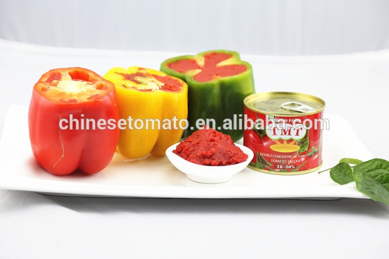 Gino quality iran tomato paste