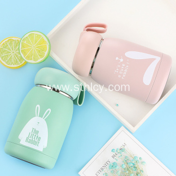 New Cute Stainless Steel Children Portable Cup