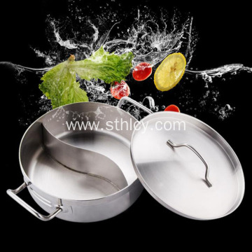 Stainless Steel Household Thick Hot Pot