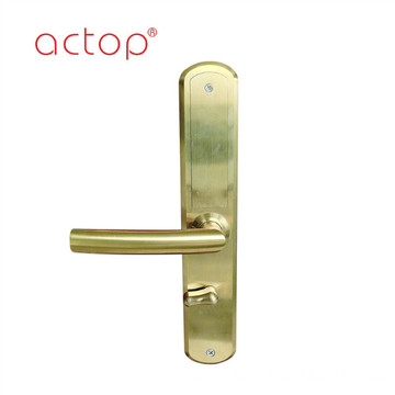304 stainless steel  hotel lock