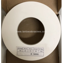 cerium oxide X5000 fine polishing wheel for glass