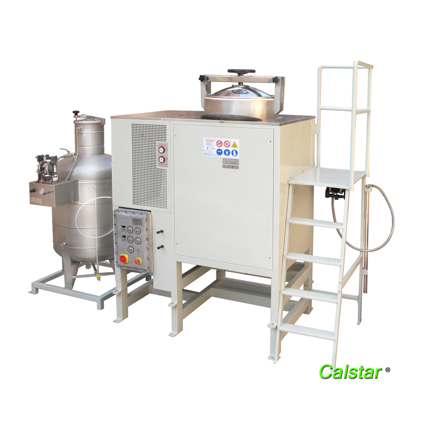 Solvent Recovery Machine for Plastic Products