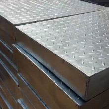 Steel Grating Floor Panels