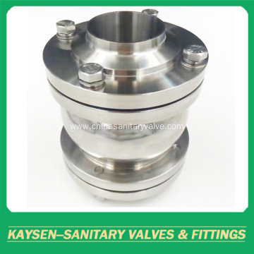 Sanitary Ball Check Valves