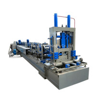 High Quality for Adjustable Z Purlin Roll Foming Machine Full Automatic C/Z Purlin Roll Forming Machine export to Saint Lucia Factories