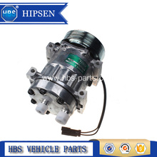 SD7H15 3CX 4CX excavator parts Air compressor