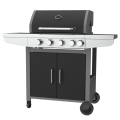 Stainless Steel Control Panel Gas Grill