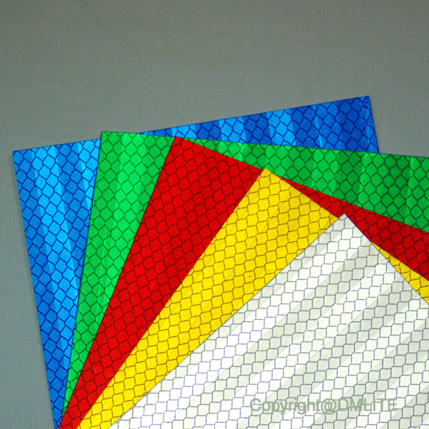 DAOMING High Intensity Prismatic Grade Reflective sheeting